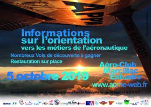 L'Aéronautique, Pourquoi Pas Moi ? @ Aéro-club Montendre/Val de Livenne